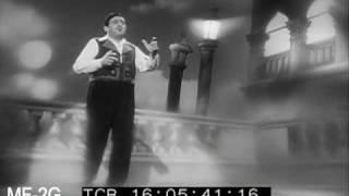 """Jan Peerce sings """"Mattinata"""", 1950"""