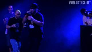 "Sam The Kid, Sagaz e Nelassassin - ""O Ideal"" no Festival Vicious HipHop, Coliseu do Porto"
