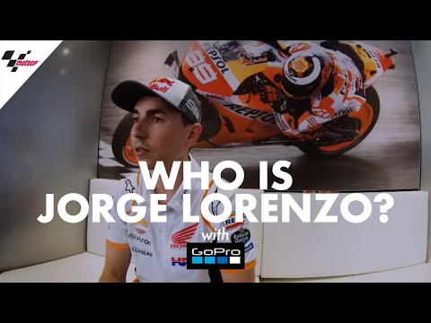 "Who is Jorge Lorenzo"" Ask the man himself with GoPro"