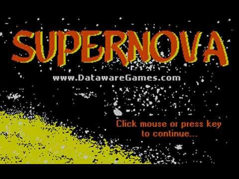 Supernova (Dataware) (MS-DOS) [1994] [PC Longplay]
