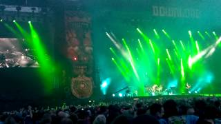 MUSE - Micro Cuts (Live at Download Festival 2015!!! HD!)