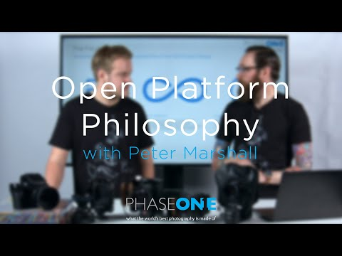Education I Webinar - Open Platform Philosophy with Drew Altdoerffer & Peter Marshall | Phase One