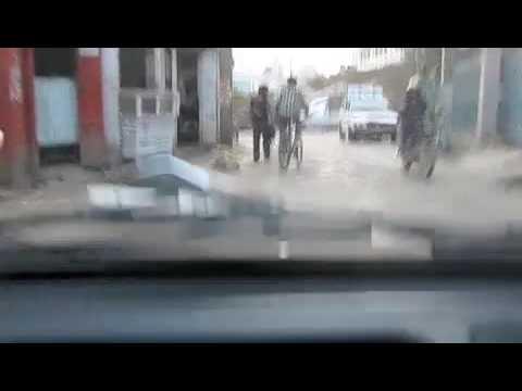 Corrida Maluca em Kathmandu (Taxi)