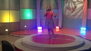 Nicole Sosa (cover Yo te amo - Celines Diaz