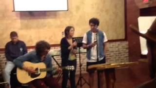 Beautiful Things (cover) Jason Eslicker, Keyla Torres, Matt