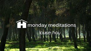 Meditation for Creativity | Louise Hay | Monday Meditation