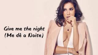 Singer Anitta - Give Me The Night (Audio )