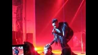 Skunk Anansie i will break you live @ London Brixton Academy 01 12 2012