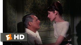 Charade (7/10) Movie CLIP - Lying Black Foot (1963) HD