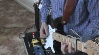 U2 I Still Haven't Found What I'm Looking For - Eventide TimeFactor Dual Delay