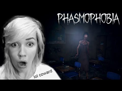 HUNTING GHOSTS w Rahul Kohli, JonSmiff & Jacobful! | Phasmophobia Gameplay
