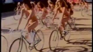 Queen - The Making Of the Bicycle Race video