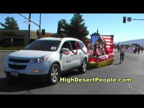 Hesperia Days Parade 2012 - Candy Crate.flv