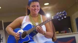 Aja Gample - Hula Blues (HiSessions.com Acoustic Live!)
