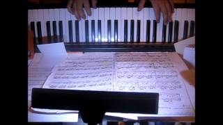 """Silent Hill Shattered Memories -  """"Acceptance"""" (Piano Cover)"""