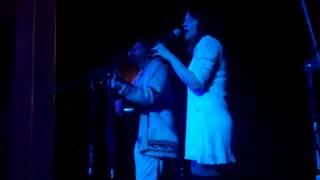 Josiah Johnson & Carleigh Aikins - I Regert Not Leaving the Light On - Ivywild School - Feb  9, 2014