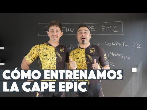 CÓMO ENTRENAMOS LA CAPE EPIC | Valentí Sanjuan y Adrián Zabal