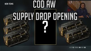 COD AW SUPPLY DROP OPENING Ep 2