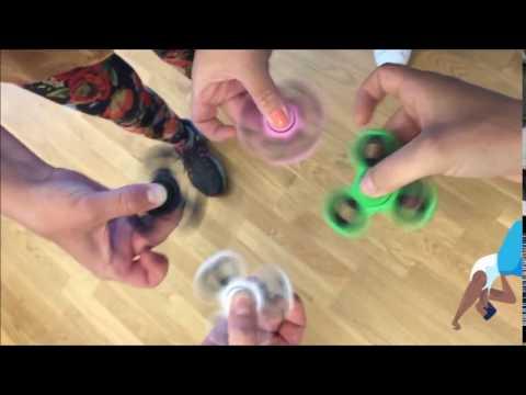 Fidget Spinner | Bluebox.se