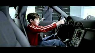 Porsche commercial ( dare to dream )
