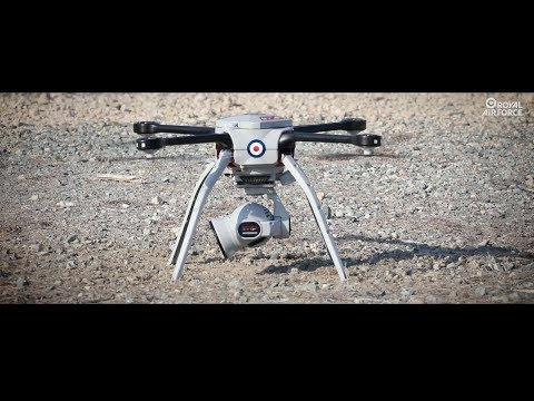 Remotely Piloted Air Systems (RPAS) Exercise at RAF Akrotiri