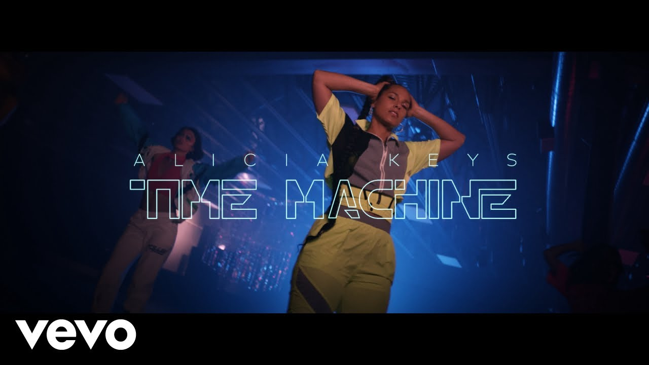 Alicia Keys - Time Machine