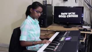 """Let Me Love You"" (DJ Snake & Justin Bieber) Keyboard Cover By Aditi Rao"