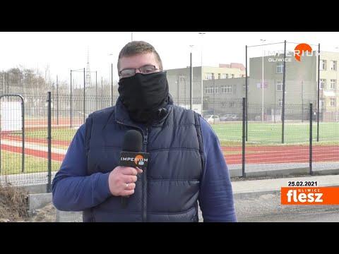 Flesz Gliwice / Od 27 lutego tylko maseczki