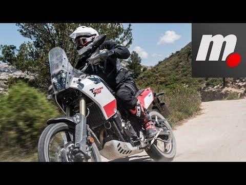 ¡YAMAHA Ténéré 700 2019! | Presentación / Primera prueba / Test / Preview en español HD