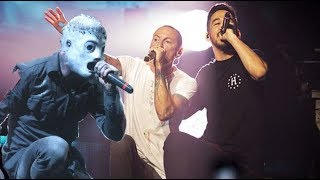 Linkin Park/Slipknot-In The Sulfur [HD] [VIDEO] [MASHUP]