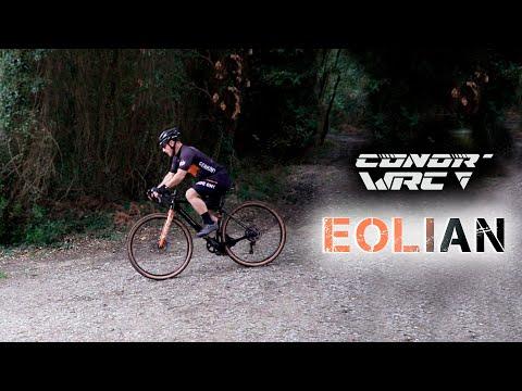 CONOR WRC EOLIAN una bicicleta gravel de 2021