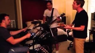 Radioactive - Imagine Dragons (Full Band Cover)