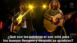 Chris Medina  What Are Words Subtitulos ESP