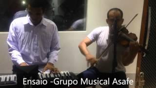 Ciclo da Vida -O  Rei Leão Instrumental - Ensaio Grupo Musical Asafe