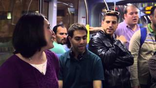 KOLture Shock Hatikva - קולצ'ר שוק: התקווה ברכבת הקלה