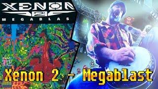 Xenon 2 Megablast - Bomb the Bass #amiga #bitmapbrothers #vgm