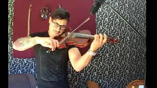 Christina Perri - A thousand years by Douglas Mendes (Violin Cover)