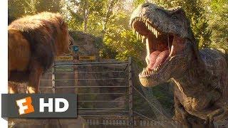 Jurassic World: Fallen Kingdom (2018) - Welcome to Jurassic World Scene (10/10)   Movieclips