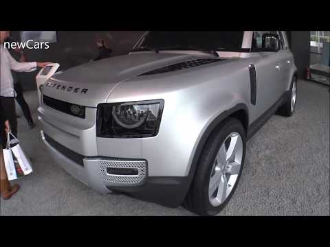 The new LAND ROVER DEFENDER 2020