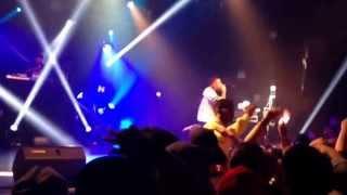 Mac Miller Kool Aid & Frozen Pizza live, The Forum London 03/10/2013