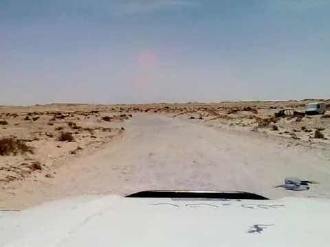 No mans land Moroccan Western Sahara to Mauritania – Part 1