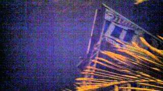 Late night drunken baby condors billboard