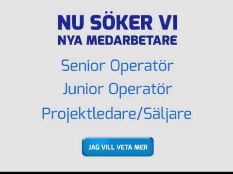 Nu söker vi nya medarbetare