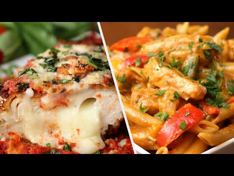 5 Mouth-Watering Chicken Dinners ? Tasty Recipes