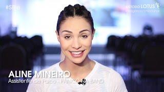 Aline Mineiro conta sua experiência no Método LOTUS