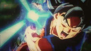 Dragon Ball Super // AMV // Goku Vs Kefla // XXXTentacion - I love my clique like I love Kanye West