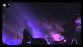 A Place To Bury Strangers - Mind Control (live 2013 @ Athens, Greece)