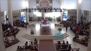 """2017 - """"Quando o Profeta chegar"""" - Coro Juvenil de São Pedro do Mar, Quarteira"""