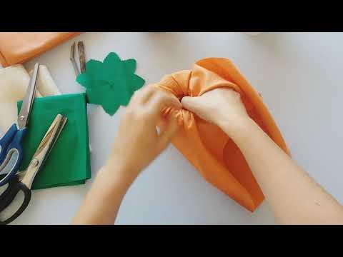 Egyszerű maszk készítése