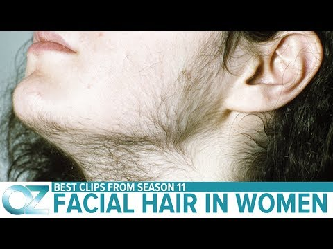 Solutions for Facial Hair in Women  - Season 11 Best Videos